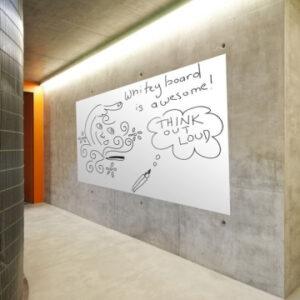 Självhäftande whiteboard 200x45cm