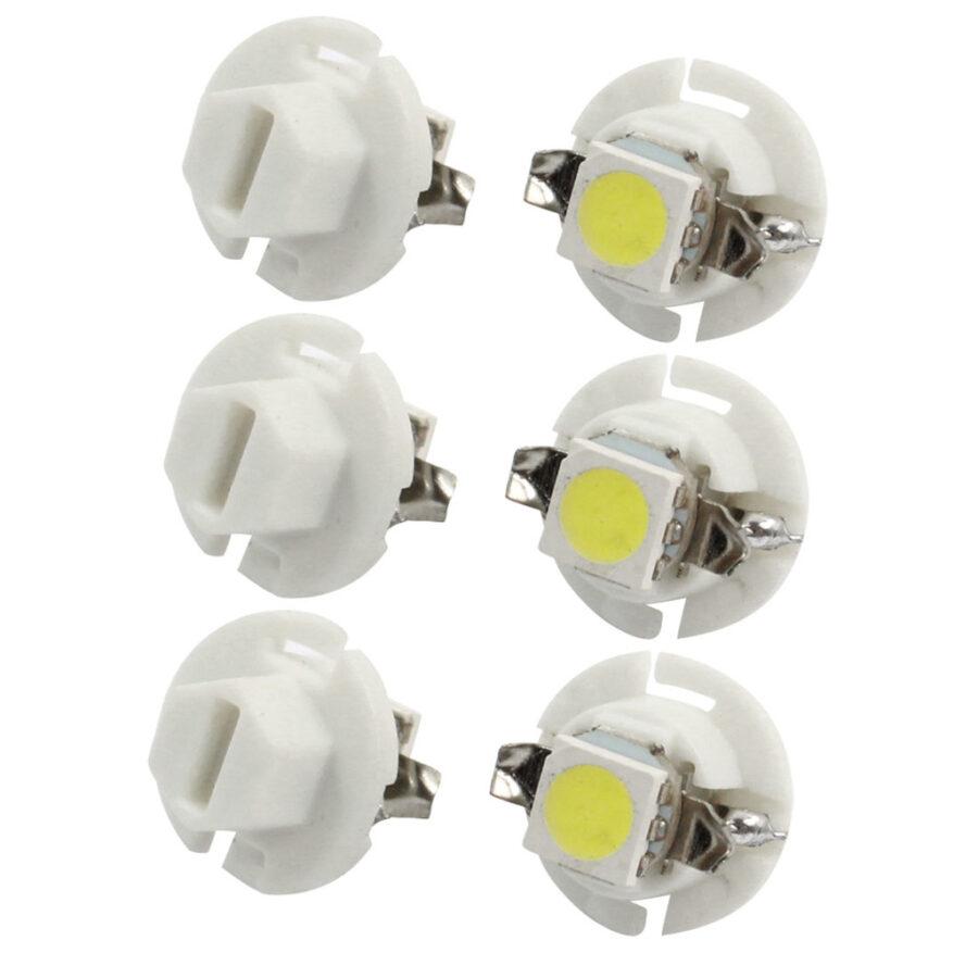 LED Lampa Diodlampa B8,4D 3X