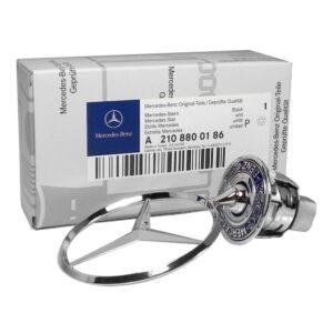 Mercedes-Benz huvstjärna Emblem OEM A2108800186