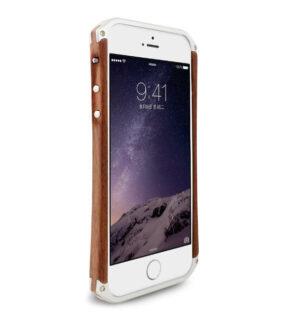 Design´s trä Ronin iPhone 6 plus / 6s Plus Bumper (Silver)