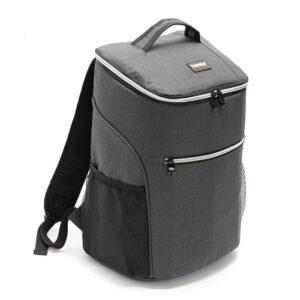 20L Smidig kylryggsäck med Extra Utrymme Grå