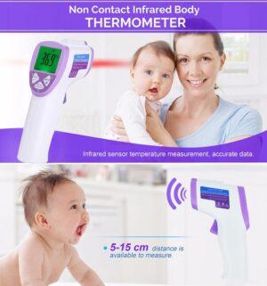 IR Termometer Febertermometer