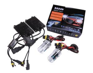 Xenonkit canbus 55w högkvalité 9005/HB3XS/HB3 10000K