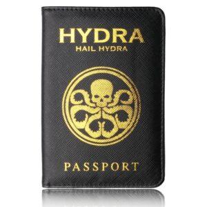 RFID Skydd - Passfodral Marvel Hydra