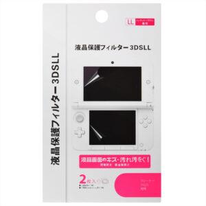 Nintendo 3DS XL Screenprotector / Skärmskydd