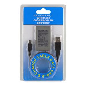 Batteri till Sony Dualshock 3 handkontroll
