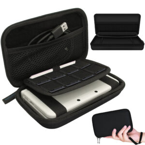 Hård Skyddsväska Förvaringsväska för Nintendo 3DS XL 3DS LL 3DS