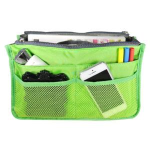 Bag in Bag Handväskinsats Väskinsats Grön