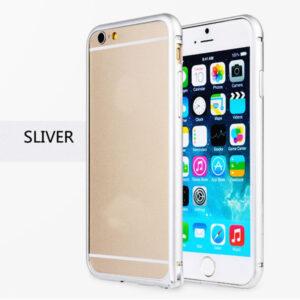 Design´s Aluminium iPhone 6/6s Bumper (Silver)