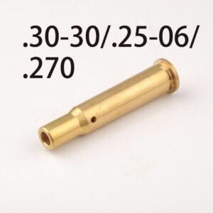 30-30/.25-60/.270 Laserpatron / Inskjutningspatron