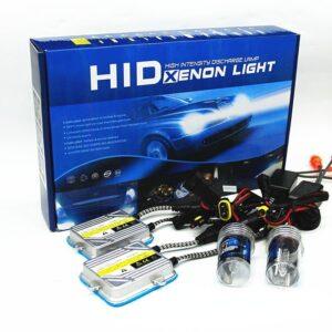Bi-Xenon kit 55W Canbus Decoder Ballast, H4-3 6000K