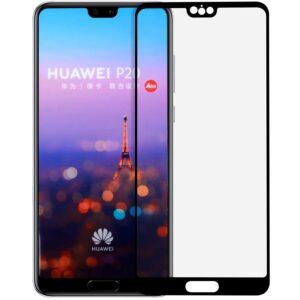 Huawei P20 Curved Glass 9H Skärmskydd