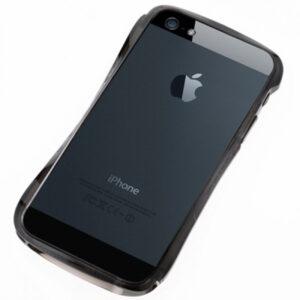 Design´s Aluminium iPhone 5 5s Bumper (Svart)