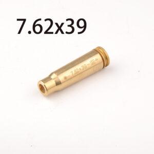 7,62 X 39mm Laserpatron / Inskjutningspatron