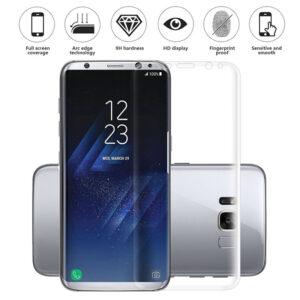 Heltäckande Skärmskydd för Samsung S9 i Plast