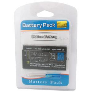 Batteri med skruvmejsel till Nintendo 3DS XL