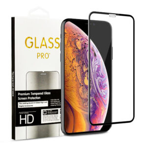 Härdat Glasskydd iPhone 11 / 11 pro / X / Xs / Xr Full Fit