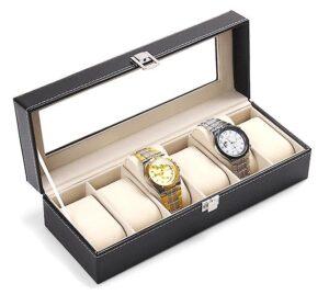 Klocklåda för 6 klockor / Klockbox / Urbox