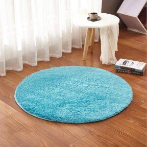 Himmelsblå uppvärmt usb matta för katt hund... 40 cm