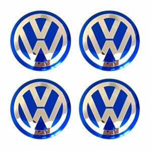 VW03 - 70MM 4-pack Centrumkåpor Volkswagen