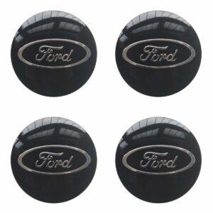 F01 - 54MM 4-pack Centrumkåpor Ford