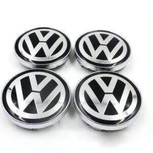 VW35 - 65MM 4-pack Centrumkåpor Volkswagen
