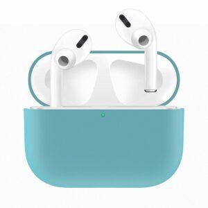 Silikonskal fodral för Apple Airpods PRO Blå