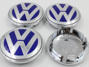 VW08 - 56MM 4-pack Centrumkåpor Volkswagen