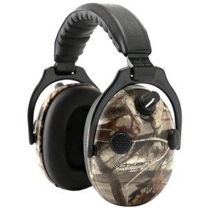 Aktiva Jakt hörselskydd Aktiv brusreducering 4X Mikrofon