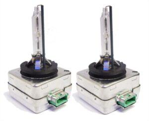 Xenonlampor, D3S 6000K, 2-Pack
