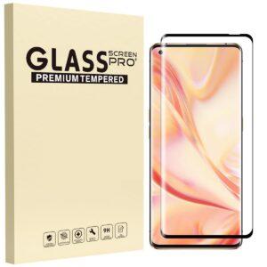 Glasskydd OnePlus 8 Härdat Täcker hela skärmen