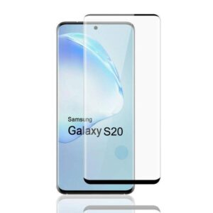 Härdat Glasskydd Samsung S20 Full Fit ,Fingerprint