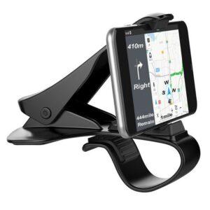 Mobilhållare för instrumentbrädan 360 Roterande