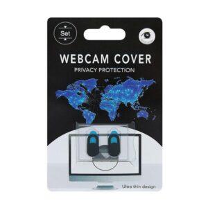 2X Skydd för webbkamera webcam cover
