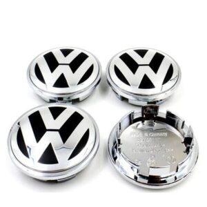 VW04 - 65MM 4-pack Centrumkåpor Volkswagen