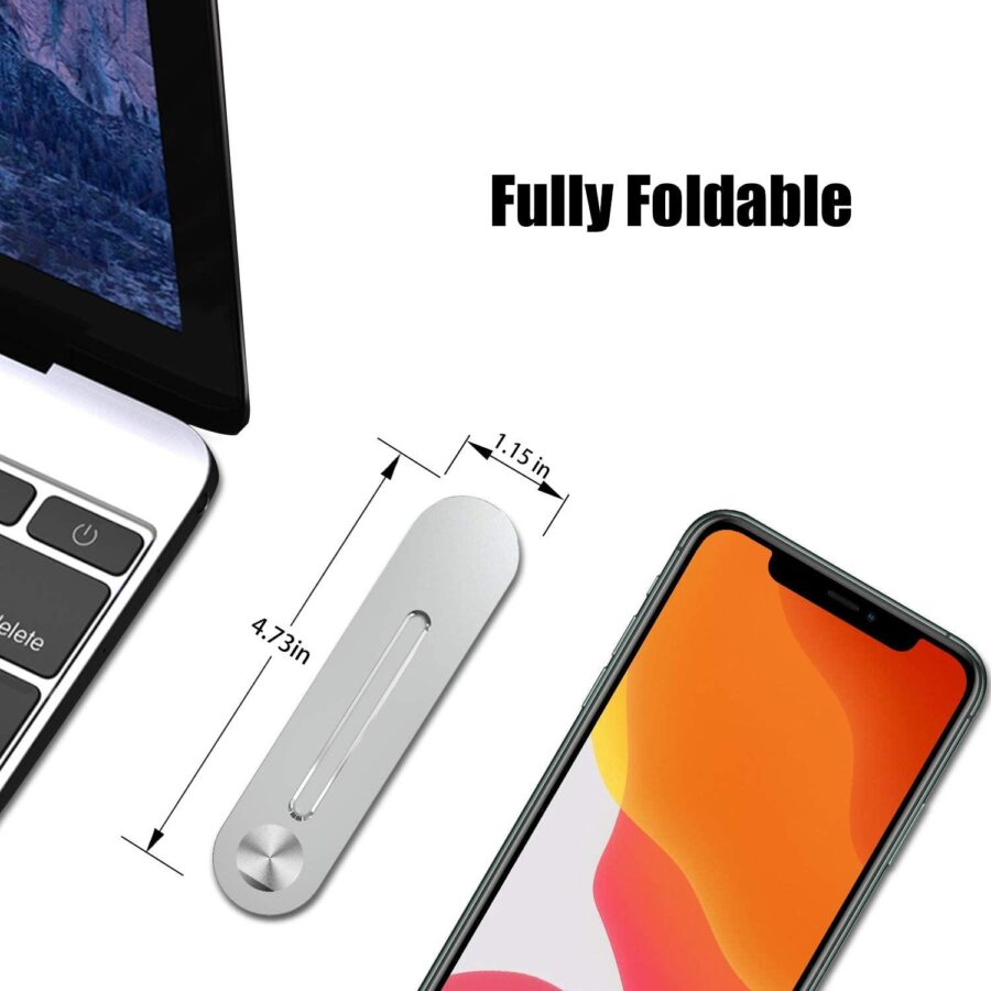 Universal mobilhållare till laptop datorskärm