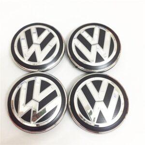 VW37 - 56MM 4-pack Centrumkåpor Volkswagen