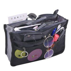 Bag in Bag Handväskinsats Väskinsats Svart