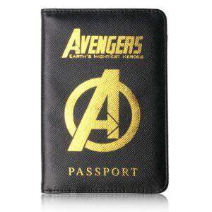 RFID Skydd - Passfodral Marvel Avengers