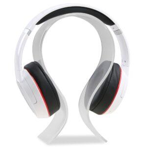 Universal hörlursställ transparent