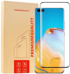 Glasskydd Huawei P40 Härdat Täcker hela skärmen