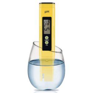 Digital pH mätare för vatten Kompakt
