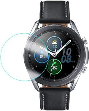 Härdat glas skärmskydd till Samsung Galaxy Watch 45mm