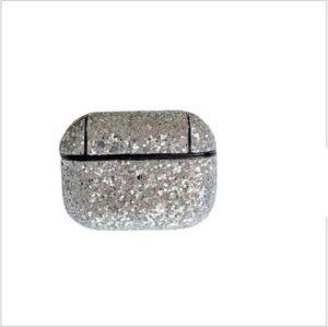 Diamant fodral till för Apple Airpods Pro - Silver
