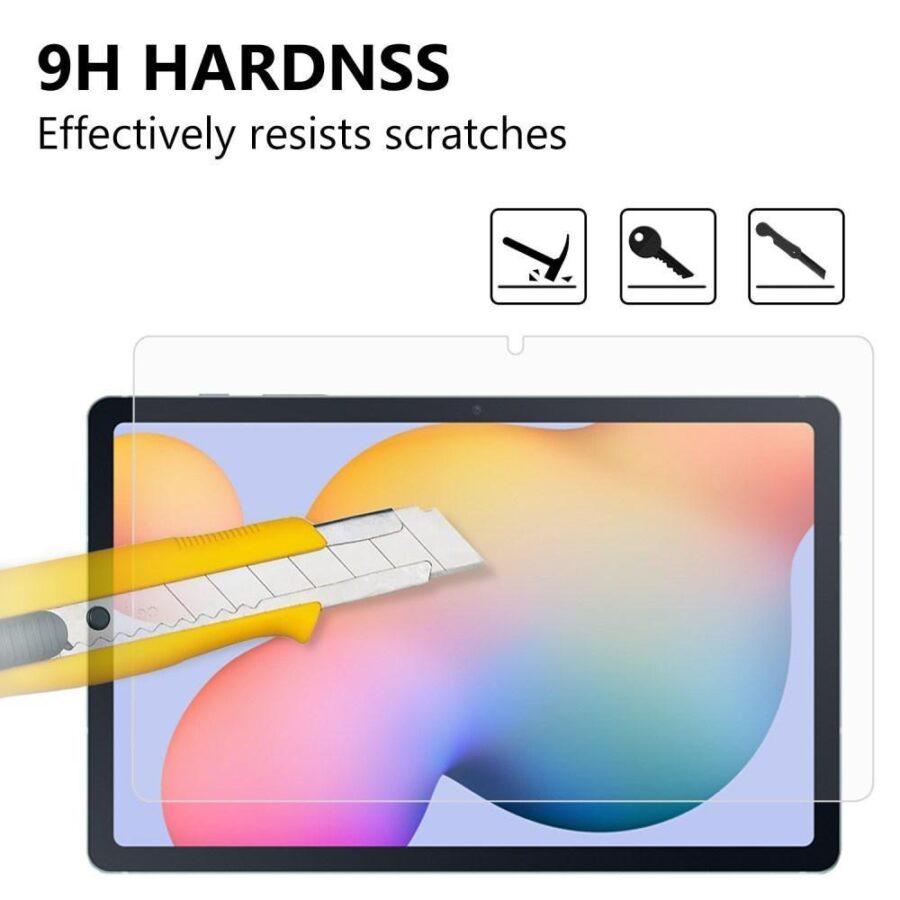 Displayskydd i härdat glas till Samsung Galaxy Tab S7 Plus