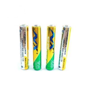 4x AAAA / LR61 Alkaliskt