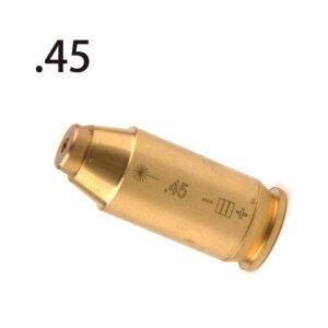 .45 Laserpatron / Inskjutningspatron