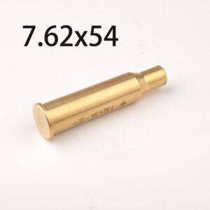 7,62 X 54mm Laserpatron / Inskjutningspatron