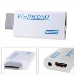 HDMI-adapter till Nintendo Wii