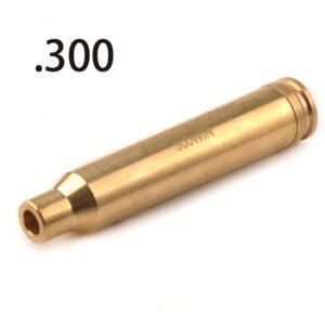 Laserpatron / Inskjutningspatron .300 WIN